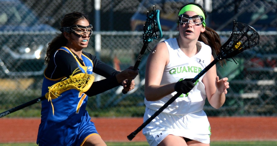 Women's Lacrosse Falls to Ursuline 17-4