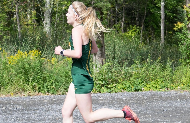 Women's Harriers Collect Fourth at Mt. St. Mary