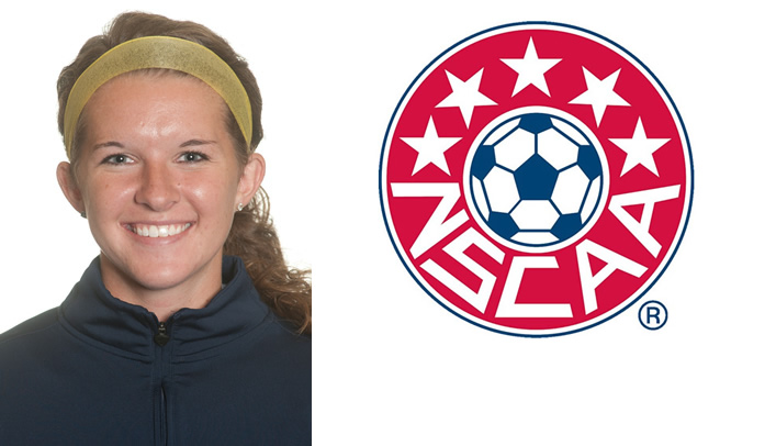 Gina Williams Named to NSCAA All-North Region Team
