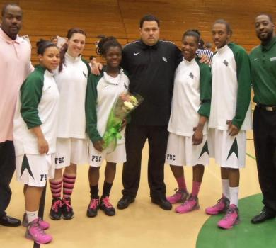 Zubizarreta Leads Rams to Victory on Senior Night /Play4Kay Night