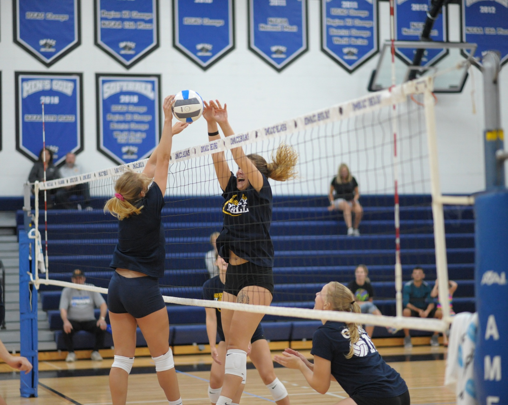 Paulsen, Dilsaver lead DMACC volleyball team past Ellsworth
