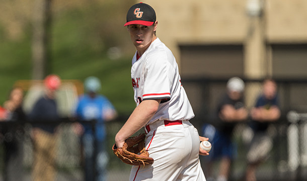 Cal Slepkow has been named the 2017 Worcester Area Pitcher of the Year.