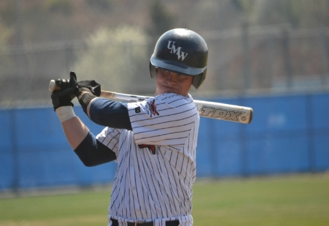UMW Baseball Falls at Wesley, 6-5