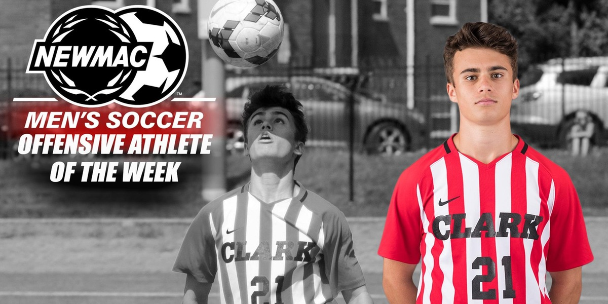 Maiorano Named NEWMAC Offensive Athlete of the Week