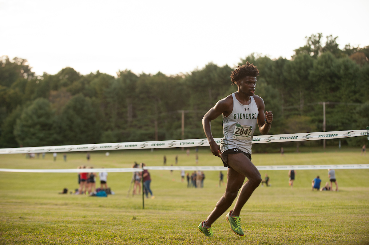 Gash Shatters 8k School Record at Paul Short Invitational