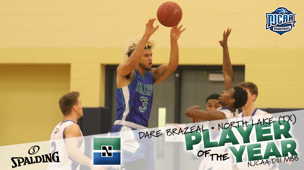 North Lake's Dare Brazeal tabbed DIII Player of the Year
