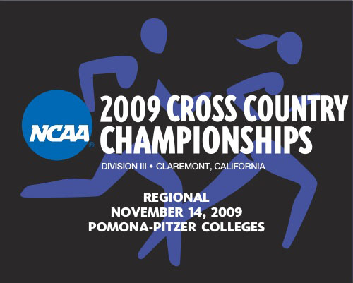 Pomona-Pitzer to Host 2009 West Regional Cross Country Meet