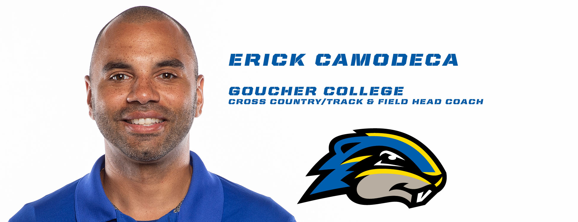 Erick Camodeca Returns To Goucher College To Take Over Cross Country And Track And Field Programs