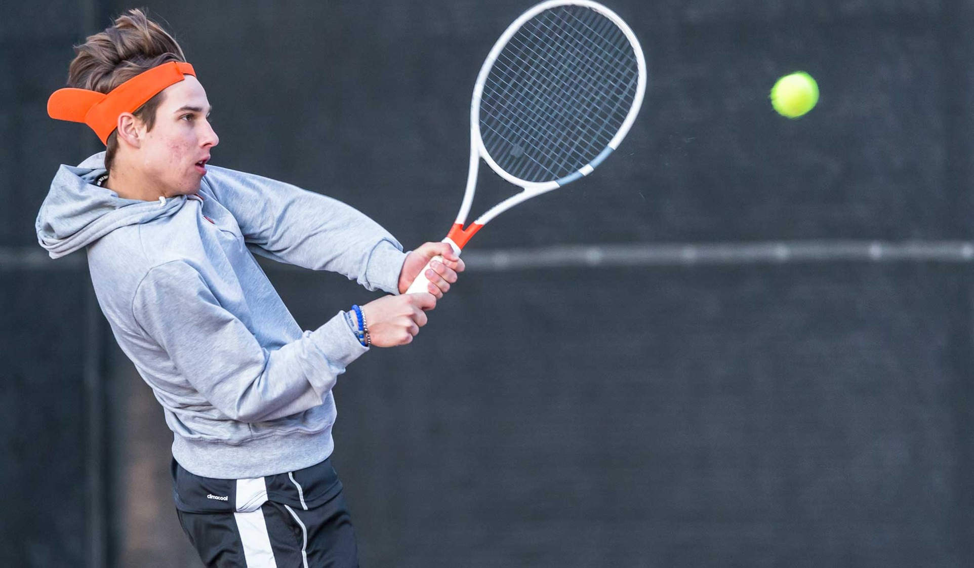 Oxy Men's Tennis Beats Pacific (Ore.) 6-3
