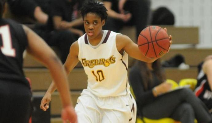 Senior point guard Teara Shaw had a season-high 15 points to go with a team-high four assists and three steals.