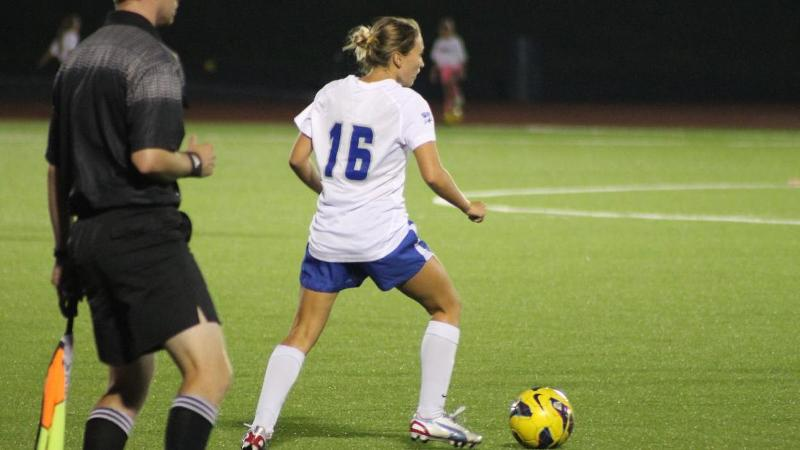 Women's Soccer Tabbed Third in NEC Coaches Poll
