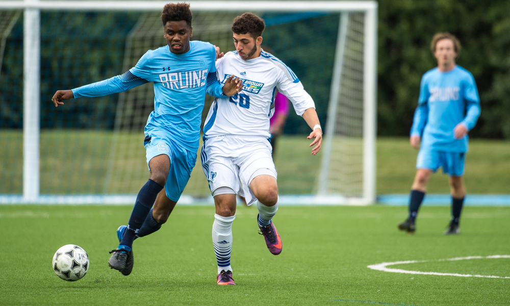 Men's soccer plays to another stalemate with George Brown