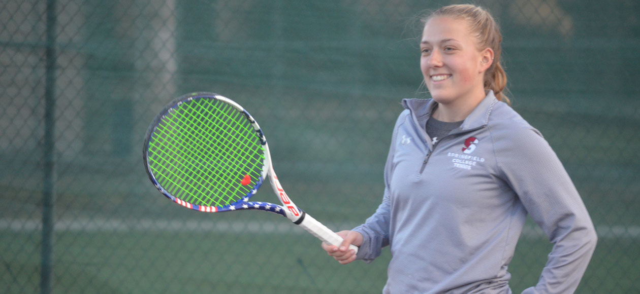 Women's Tennis Blanks Goucher, 9-0, In Spring Break Opener