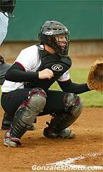 Senior Softball Catcher Prepares for Graduation