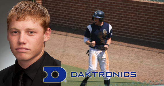 GC's Funk Named All-America Honorable Mention by Daktronics