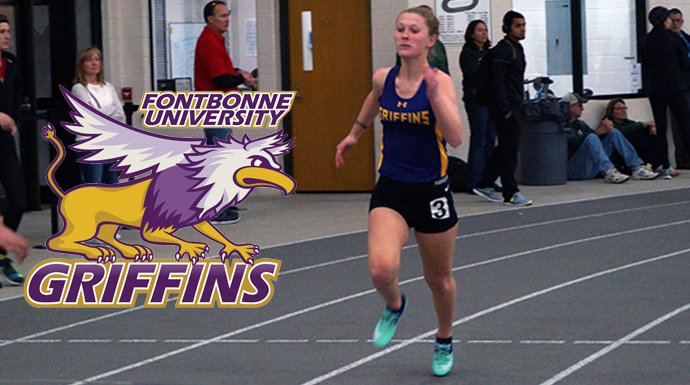 Fontbonne Women's Relay Sets School Mark in Spring Opener