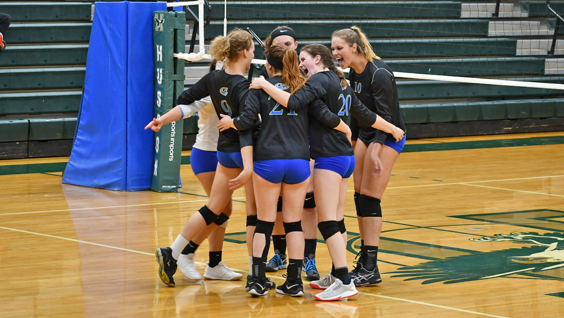 Volleyball Downs Husson