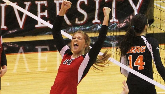 Volleyball dominates at DePauw Invitational to remain red hot