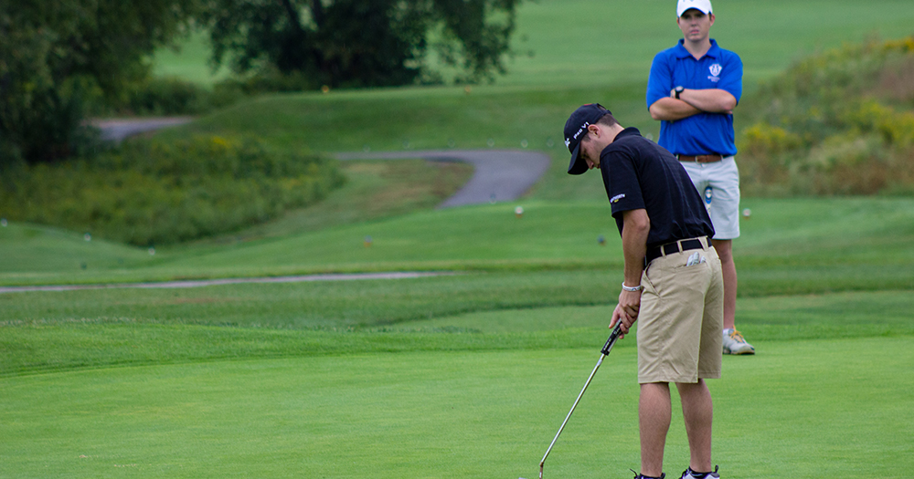 Golf Opens Spring Slate at Rhode Island College