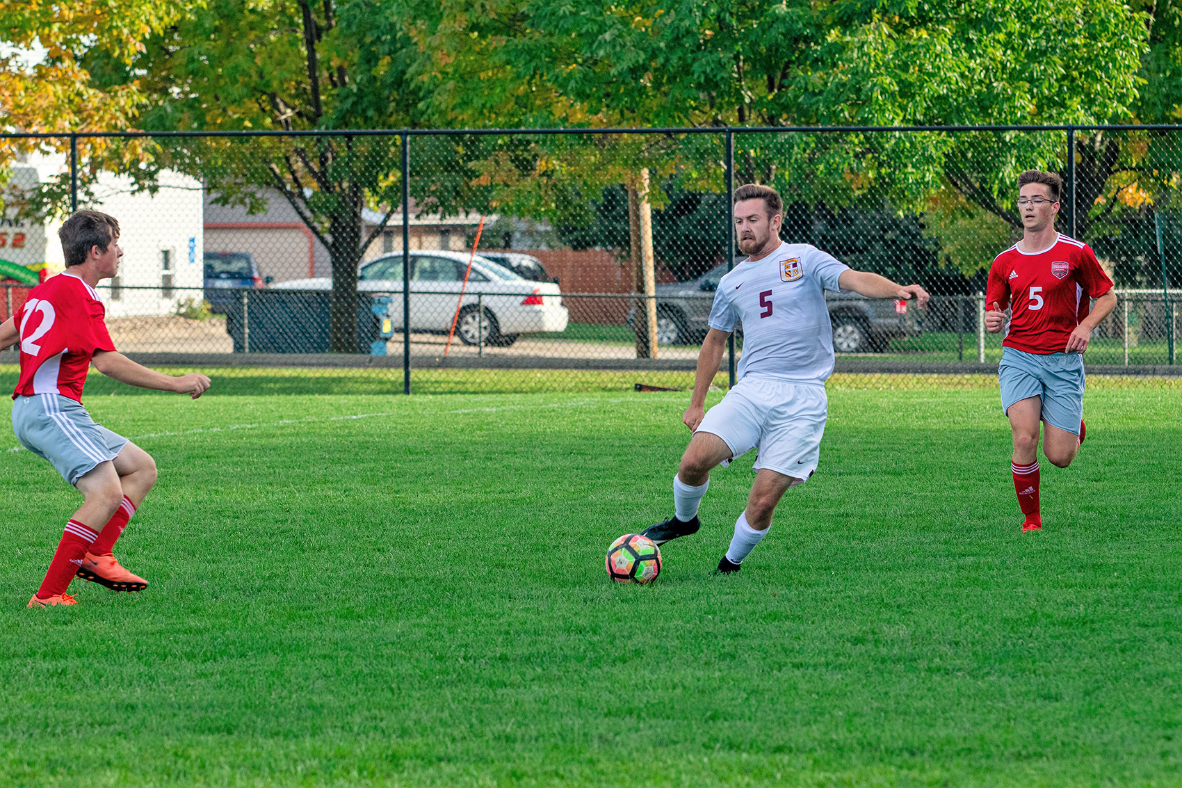 Men's Soccer Can't Avenge 2 OT Loss to Nebraska Christian