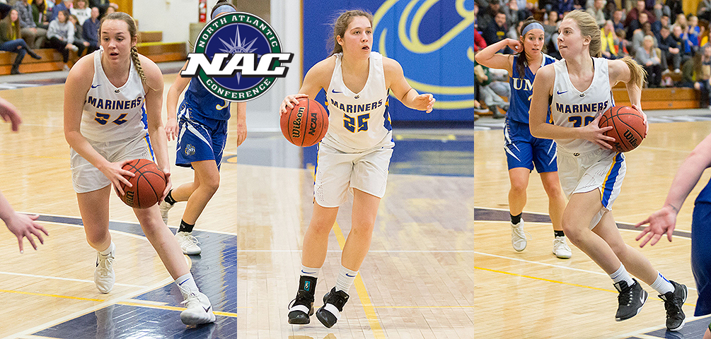 Felix, Ogden and Plissey Earn All-NAC Honors