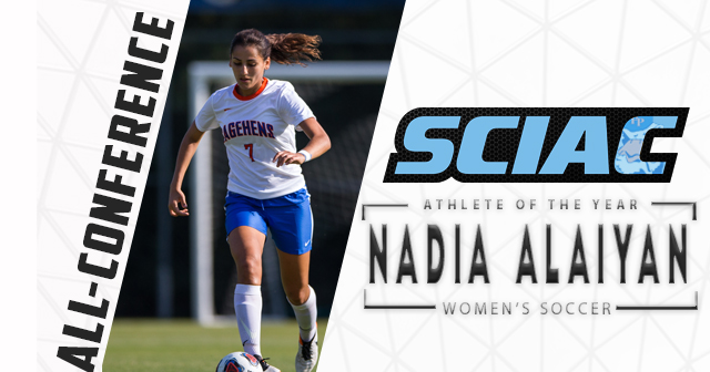 The SCIAC Announces Women's Soccer All-Conference Awards