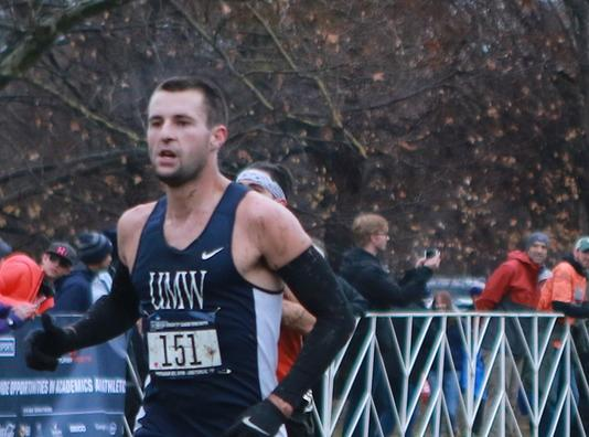 Jeff Gibson Places 123rd at NCAA Division III Cross Country Championship