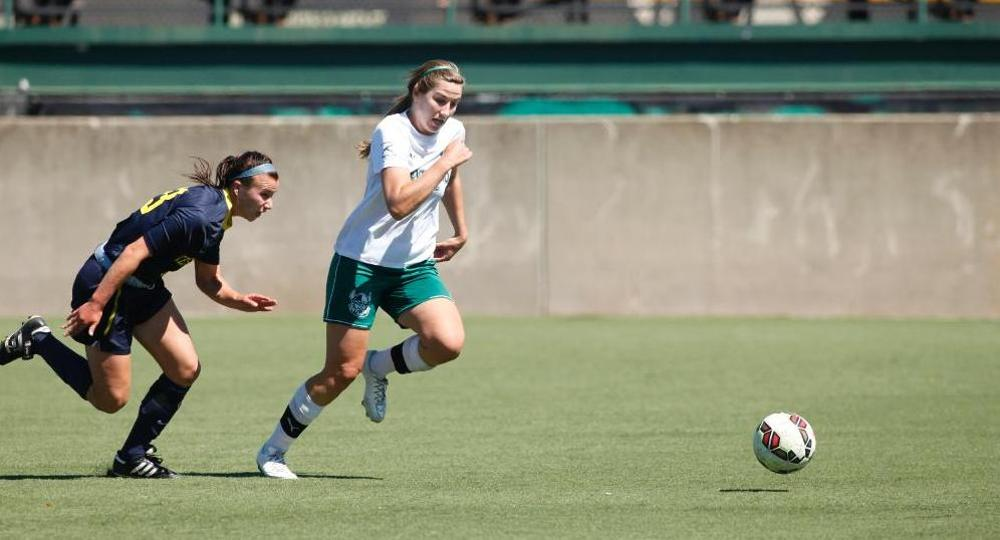 CSU Wins at Buffalo, 3-2, in Exhibition