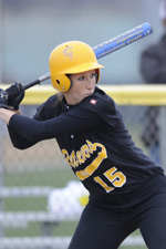 Softball Sweeps Doubleheader Against Temple