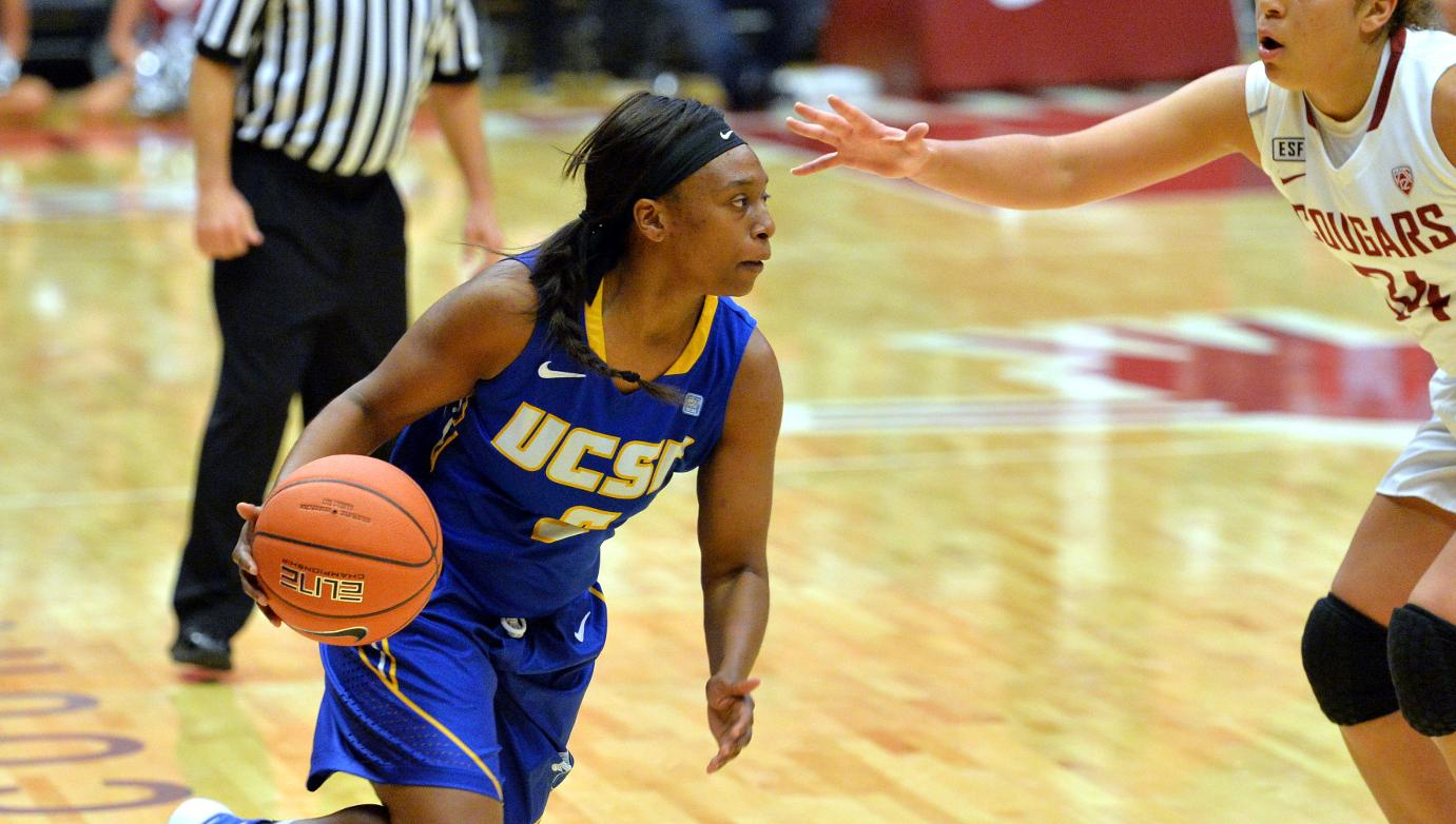 Gauchos Fall 60-52 in Tough Battle at Long Beach State