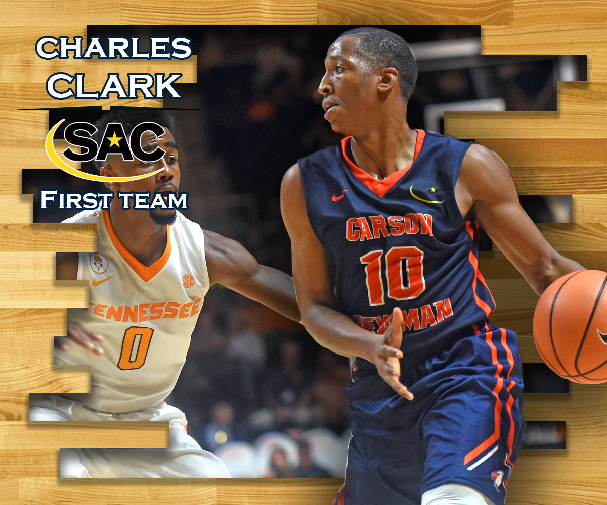 All-SAC first team accolade in the cards for Clark