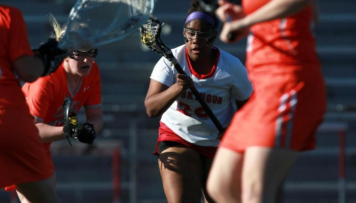 Women's lacrosse ends spring trip with loss against Morrisville