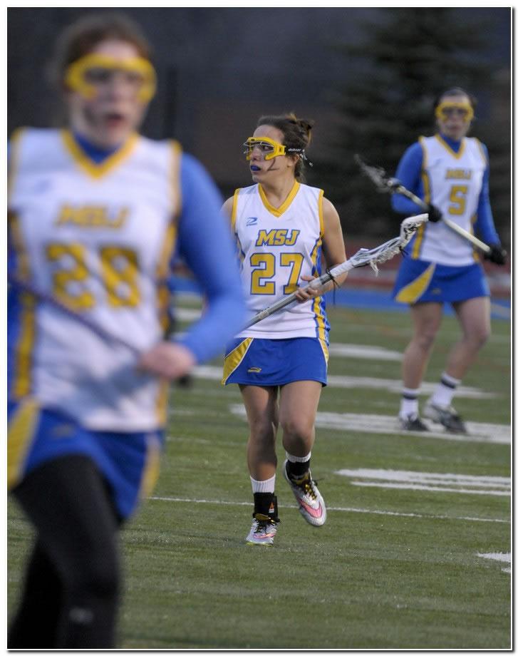 Mount women's lacrosse team posts 14-3 win at Wilmington College