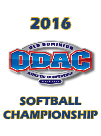 Emory & Henry Softball Seeded Eighth For The 2016 Old Dominion Athletic Conference Tournament