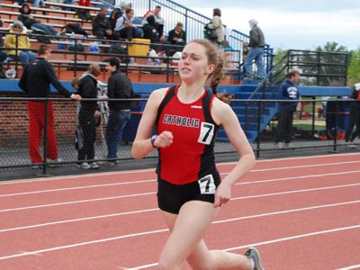 CUA opens outdoor season at Battleground Relays