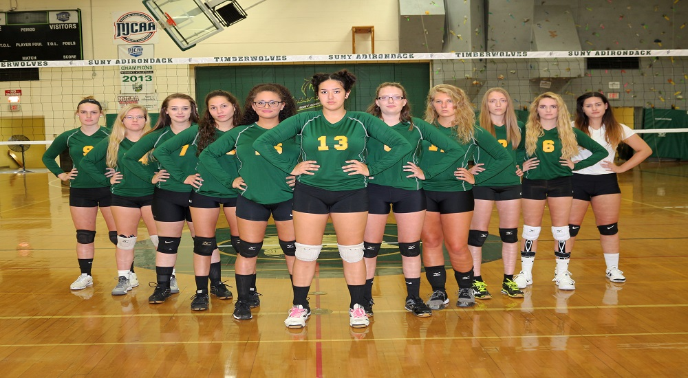 Volleyball Routs Generals