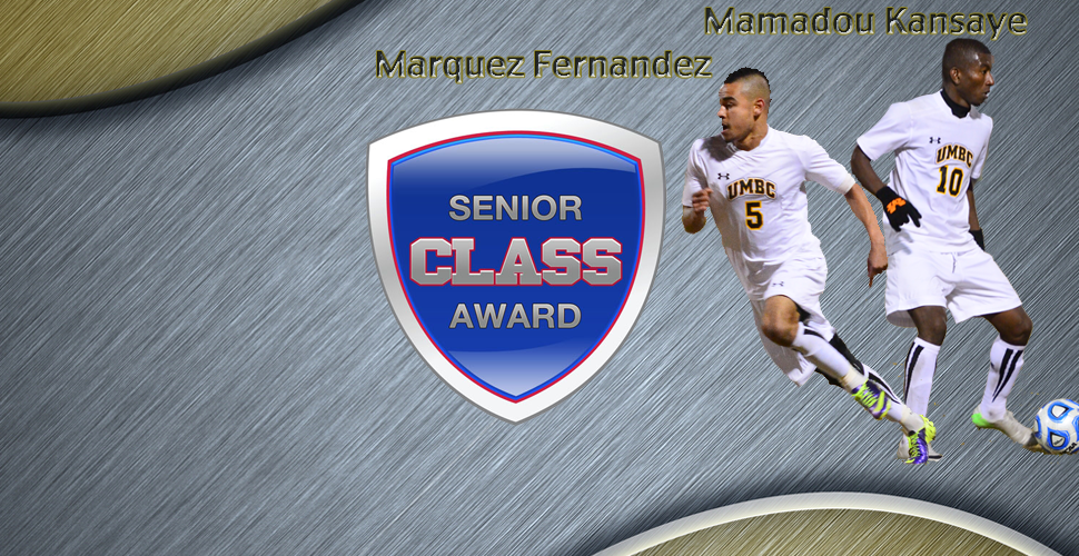 Fernandez, Kansaye Among Pool of 30 Candidates for Senior CLASS Award