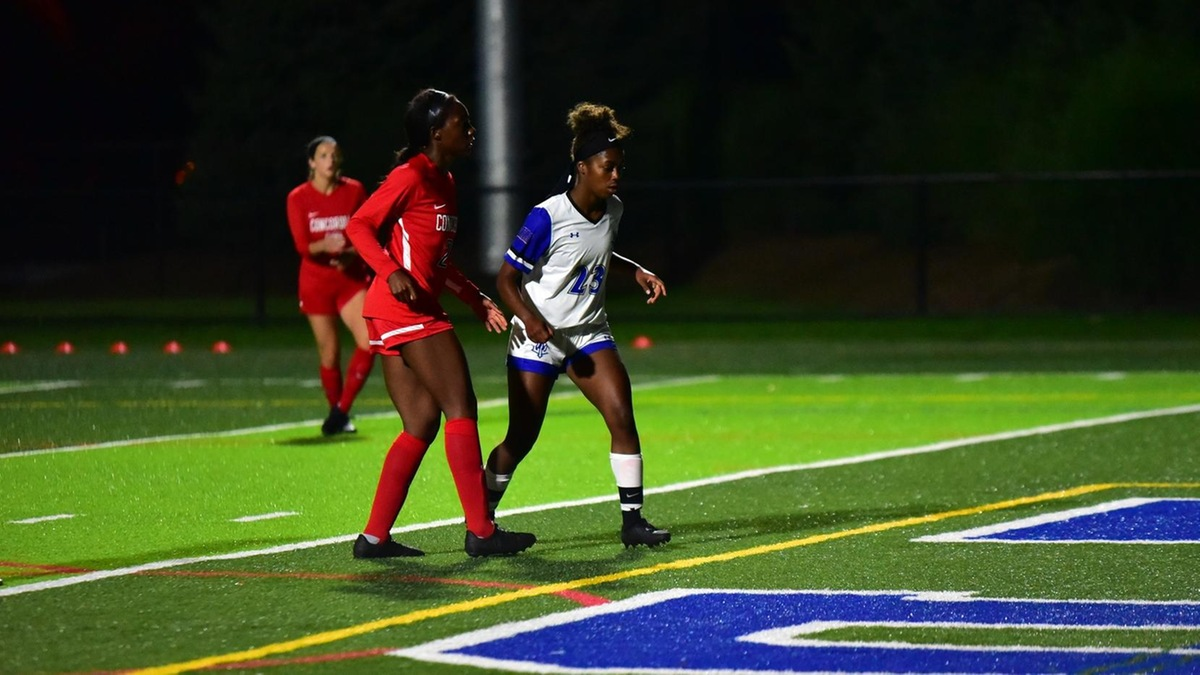 DiOnna Hill Notches Her Seventh Goal of the Season for Lawrence Tech in 1-0 Win over Concordia - Ann Arbor