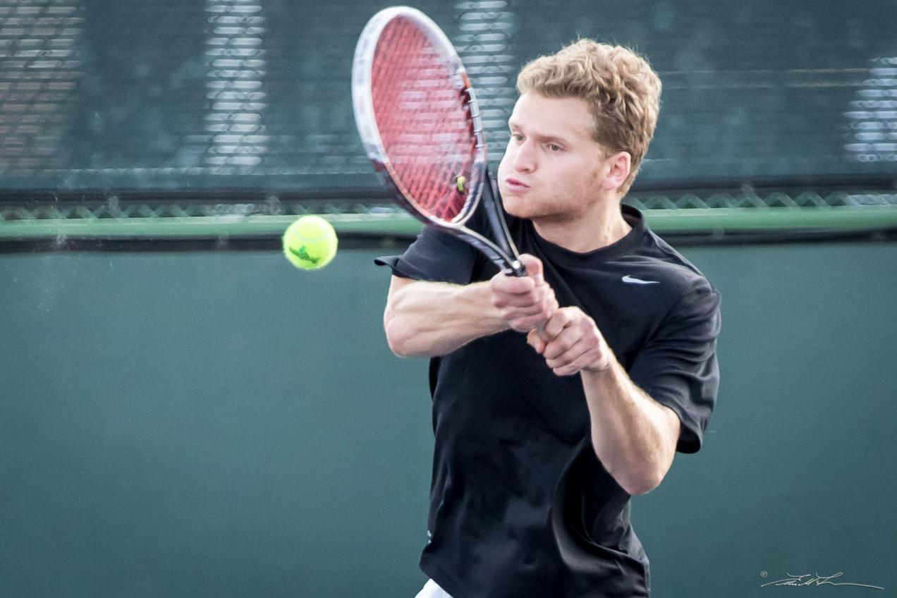 Men S Tennis Vs Uc San Diego 2 28 15 Claremont Mudd