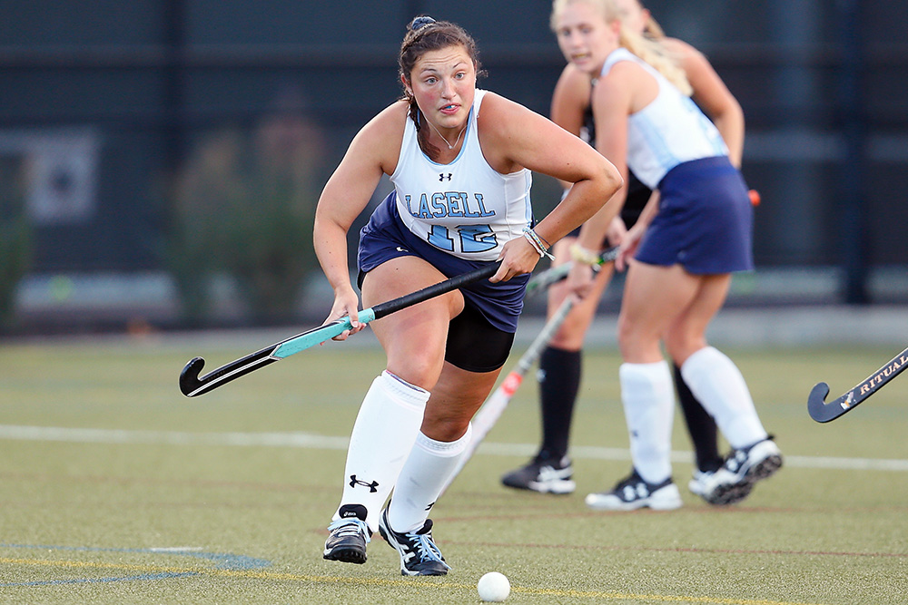FH: Lasell defeated by WPI; Maxim scores lone goal for Lasers