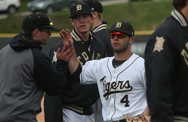 Late Inning Heroics Give Tigers Saturday Sweep Over Wabash