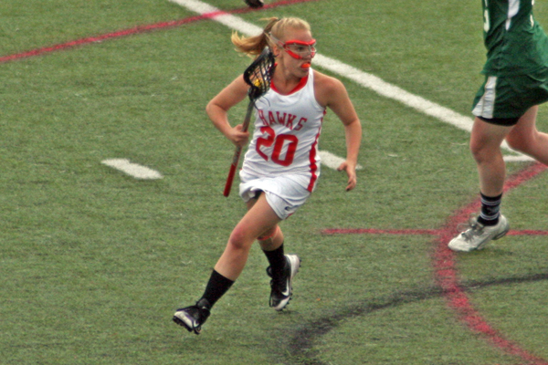 Women's lacrosse falls in 1st round of USA South Tournament
