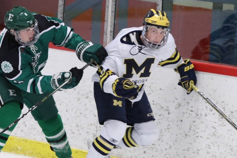 Adrian edges UM-Dearborn in GLCHL title game