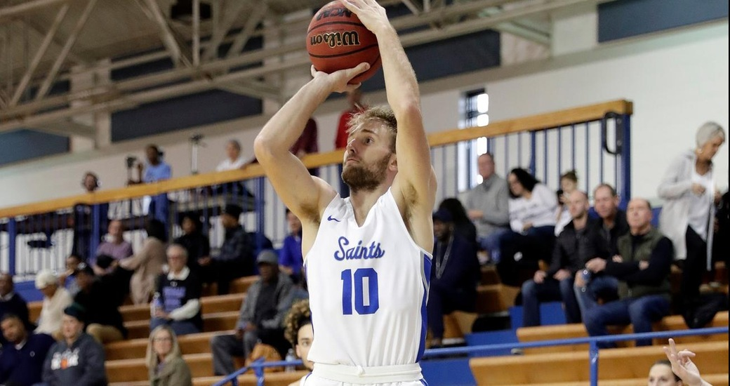 Men's Basketball Moves to 5-4 With Win Over Spalding