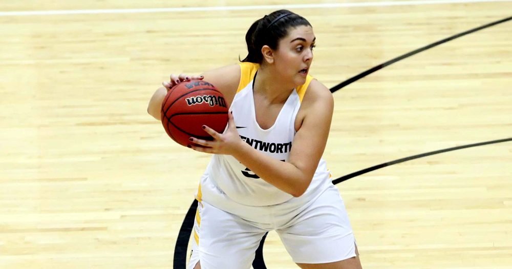 Eastern Nazarene Powers Past Women's Basketball