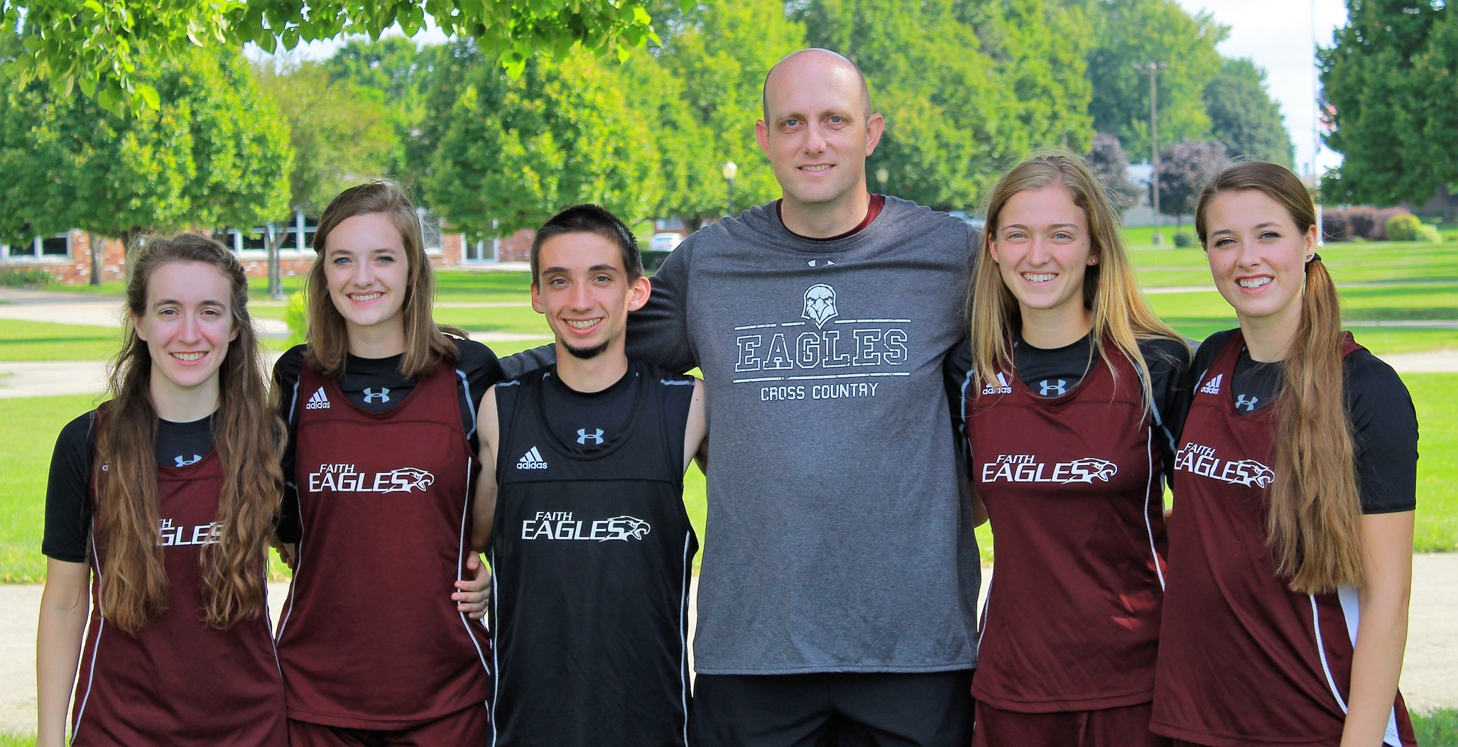 Cross Country Season Begins Today for Faith Eagles