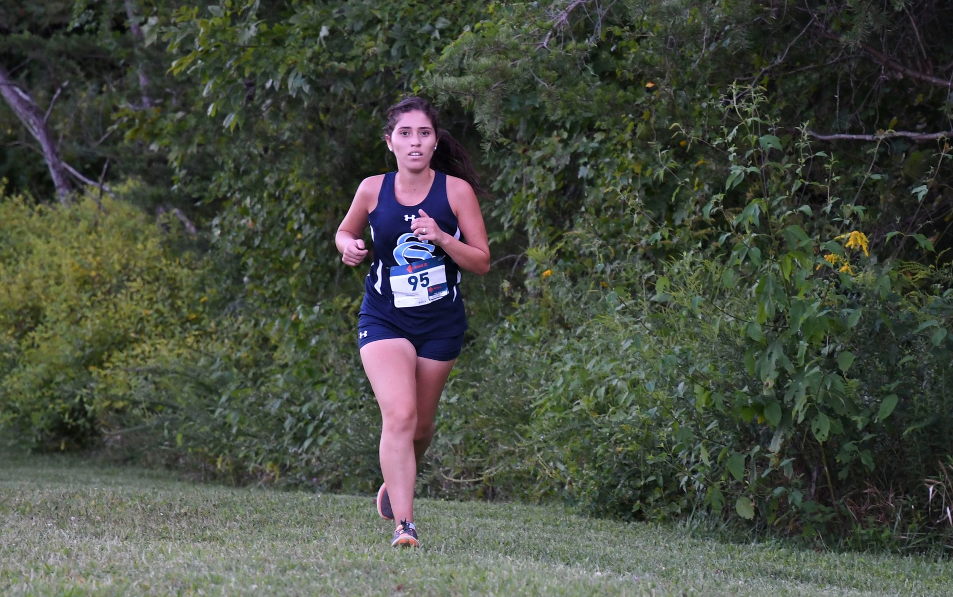 Guzman Wins In Debut As Cougars Complete Mountaintop Invite