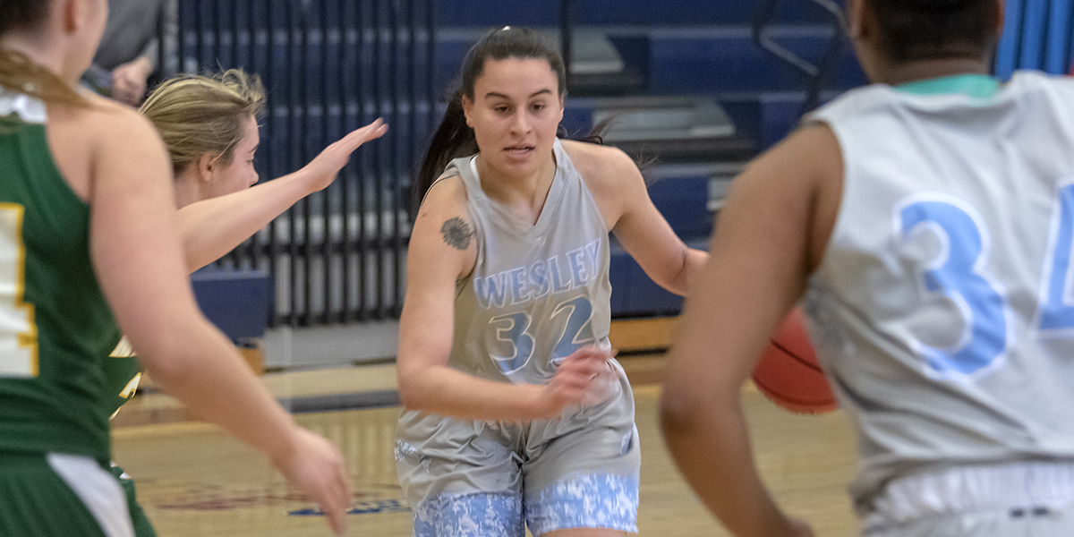 Women's basketball falls to top-seeded Cabrini