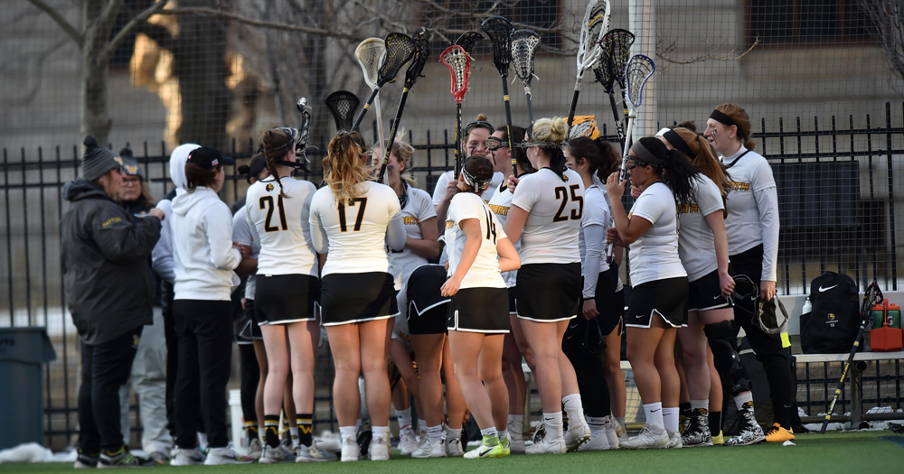 Women's Lacrosse Clinches First-Ever Playoff Spot with Victory over Gordon