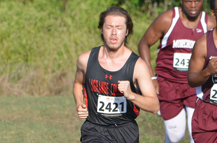 Cross Country: Regaldo, White lead Panthers at Piedmont Invitational